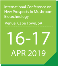 International Conference on New Prospects in Mushroom Biotechnology