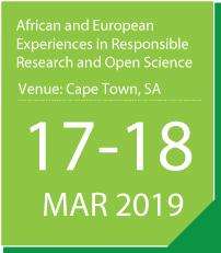 African and European Experiences in Responsible Research and Open Science: Towards a Common Vision?