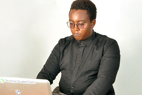 IT student in Kenya invents a data analytics and chat bot to debunk COVID-19 myths