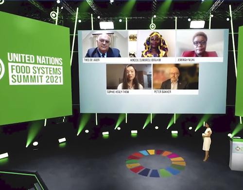 United Nations Food Systems Summit Closes with Nearly 300 Commitments for Action