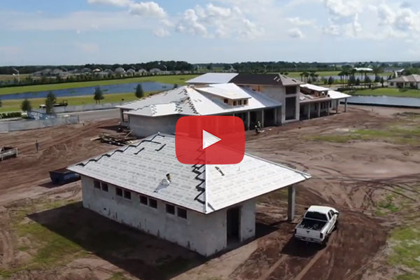Clubhouse Construction Progress Video