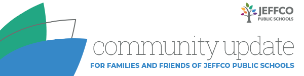 Community Update - For Friends and Families of Jeffco Public Schools