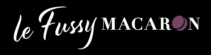 Le Fussy Macaron LLC logo