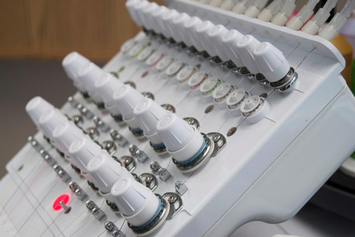 embroidery machine tension knobs