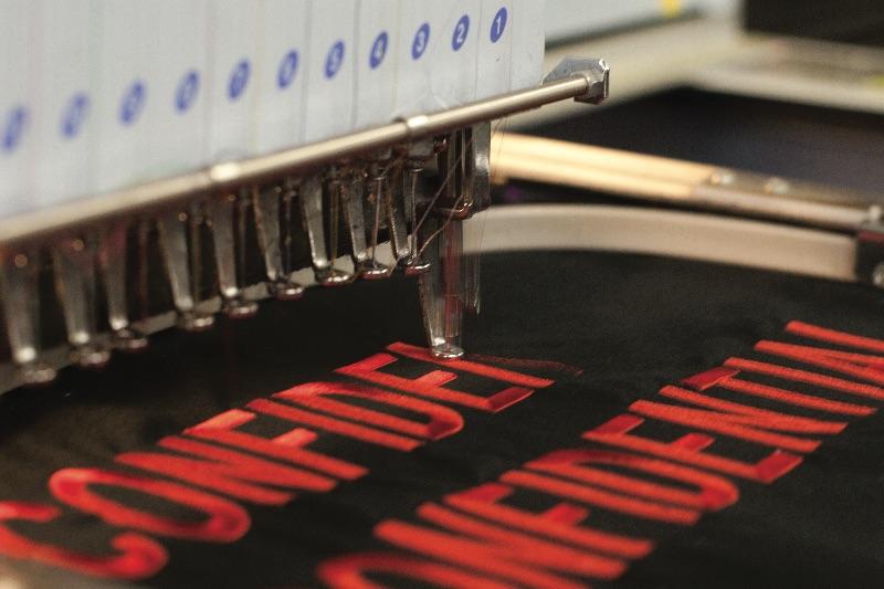 embroidery machine needle