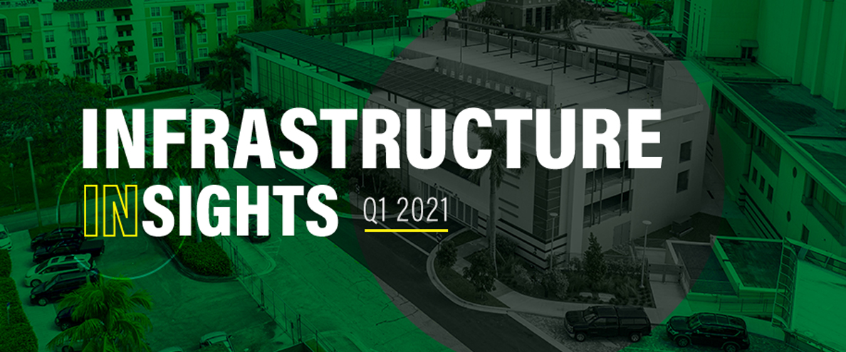 Infrastructure Insights Q1 2021