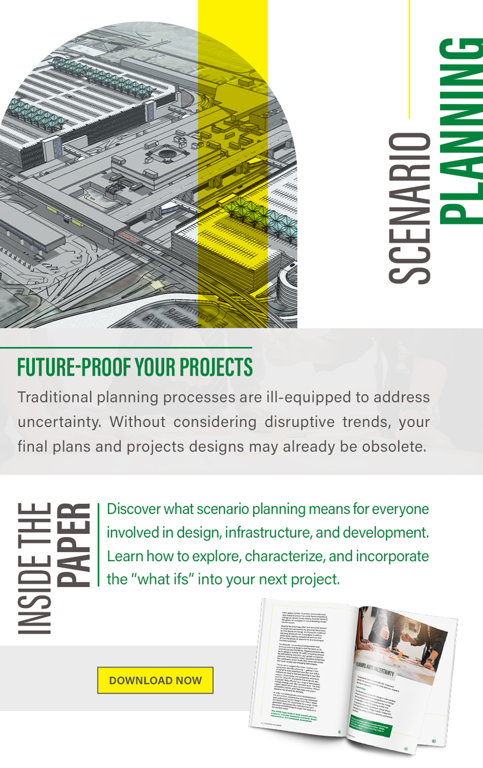 Scenario Planning: Future-Proof Your Projects. Download Now.