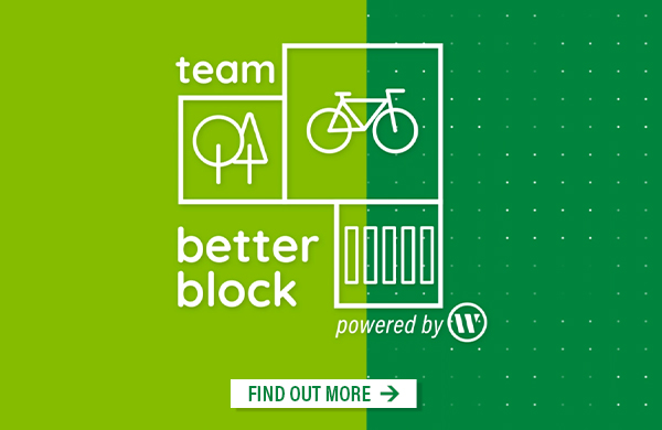 Team Better Block powered by WGI - Find out more