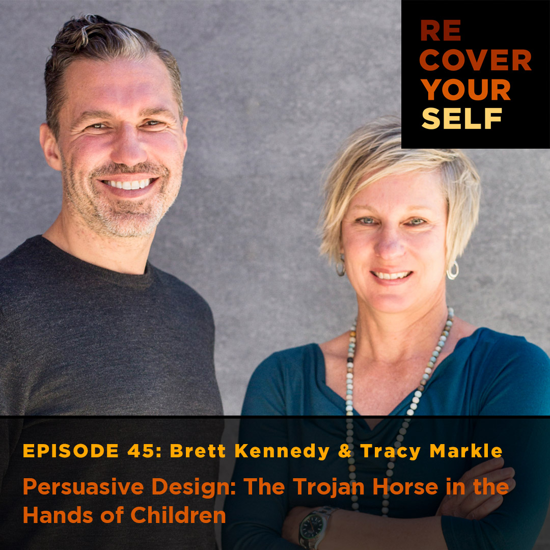 Persuasive Design with Tracy Markle and Brett Kennedy