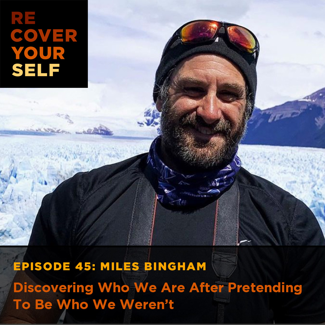 Who are we now? with Miles Bingham