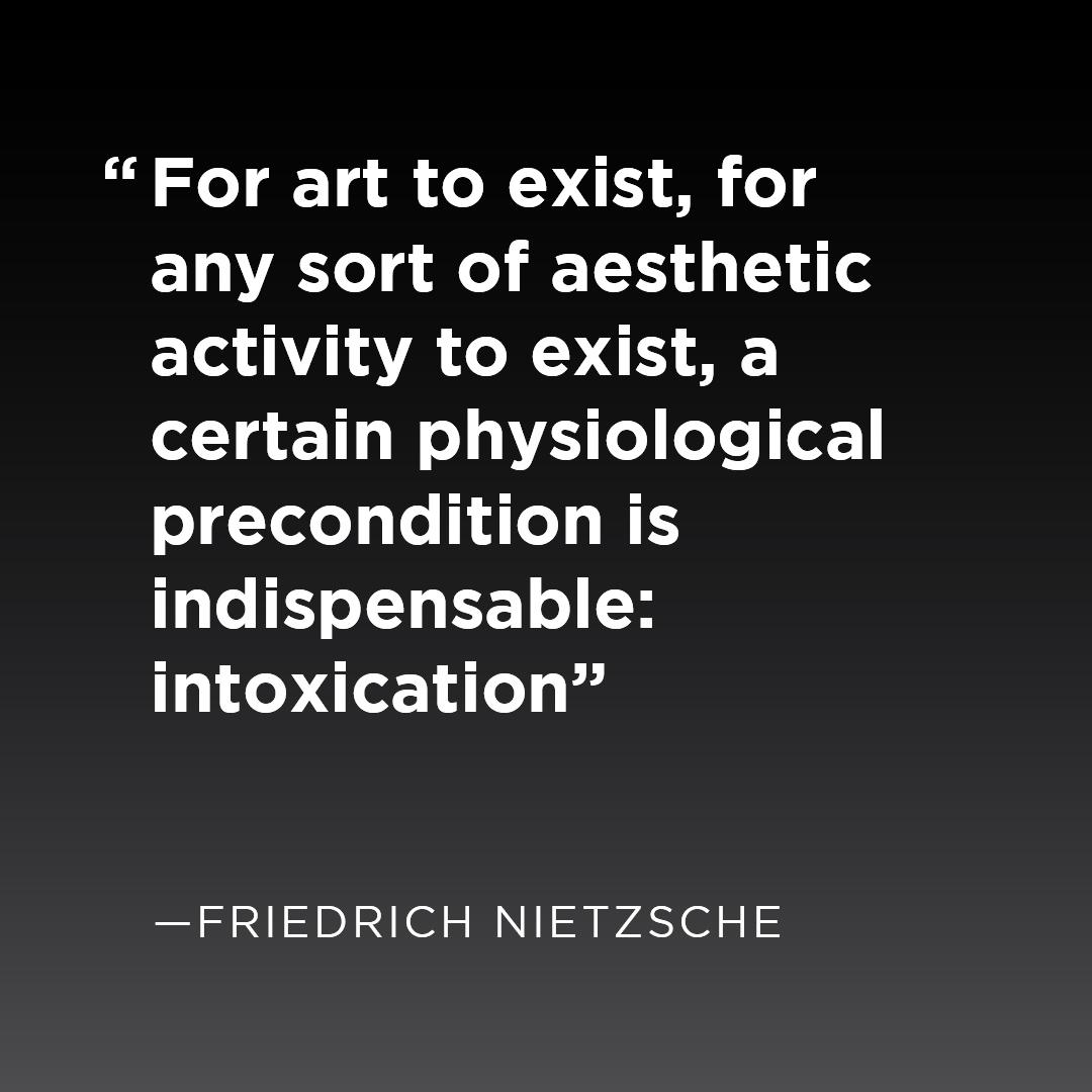 Creativity and Intoxication