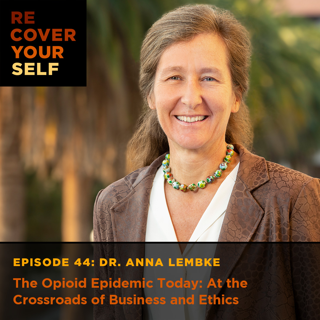 When business overrides ethics with Dr Anna Lembke