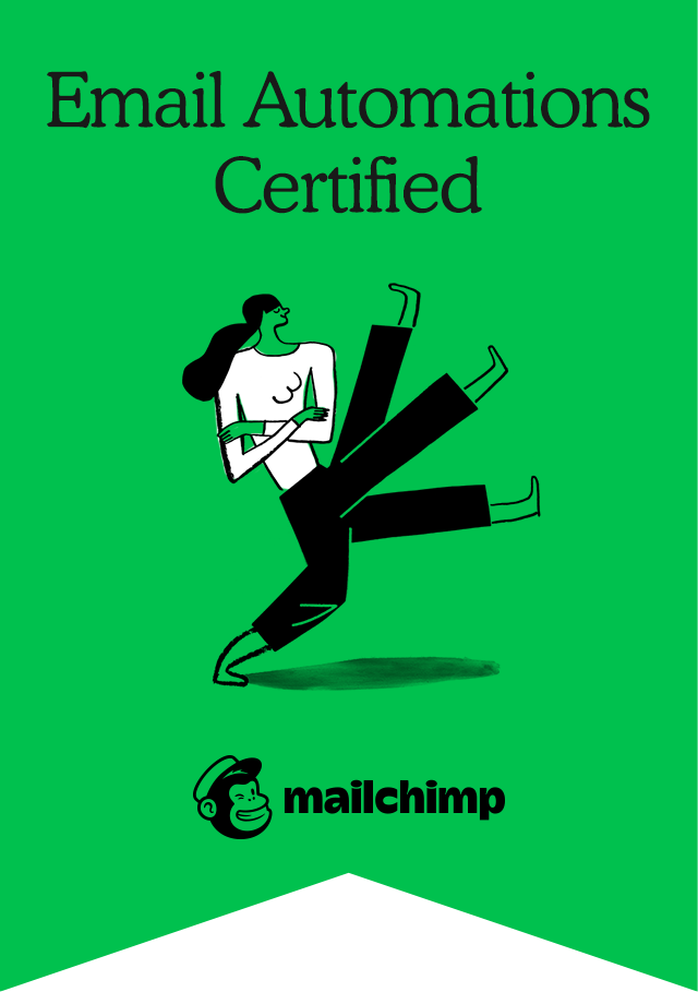 Email Automation Certified