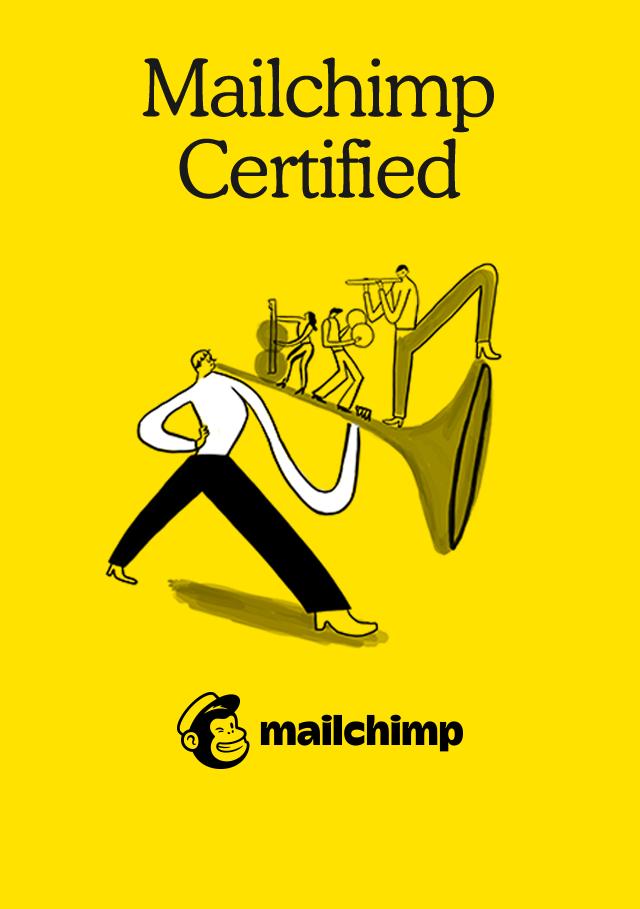 Mailchimp Certified Partner
