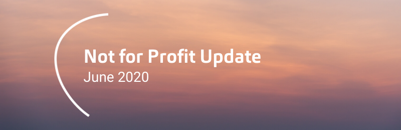 Not for Profit June newsletter