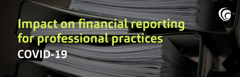 Impact on financial reporting