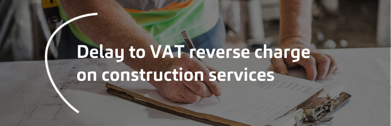 Delay to VAT