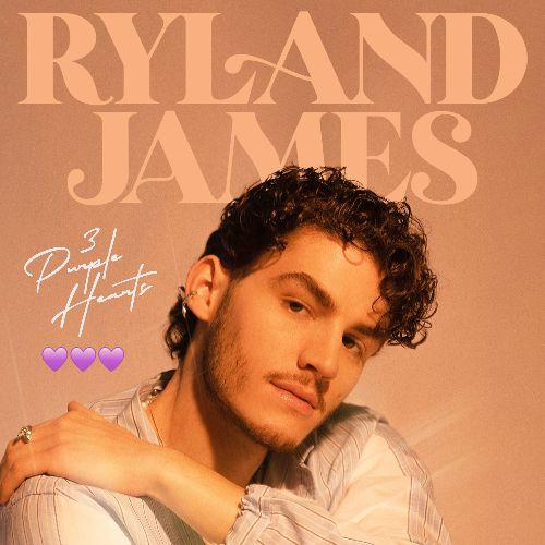 3 purple hearts- ryland james