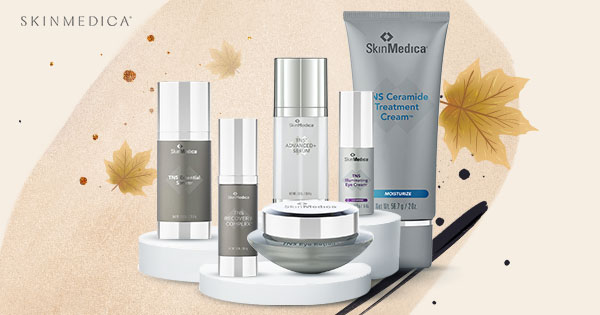 Bags be Gone! 20% OFF SkinMedica® TNS products!