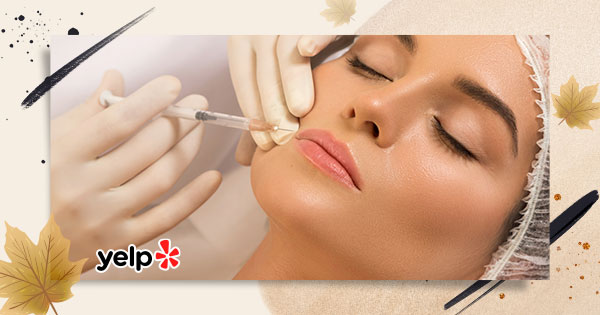 Receive $50 OFF Any Syringe of Dermal Filler When You Review Us on Yelp