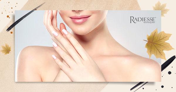RADIESSE® Hand Rejuvenation for $1495(Reg. $1995)