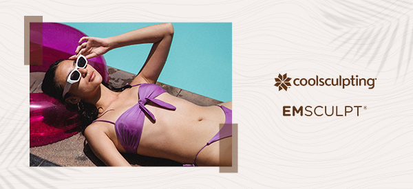 Receive a Free EMSCULPT® Treatment with Every CoolSculpting® Treatment You Purchase!