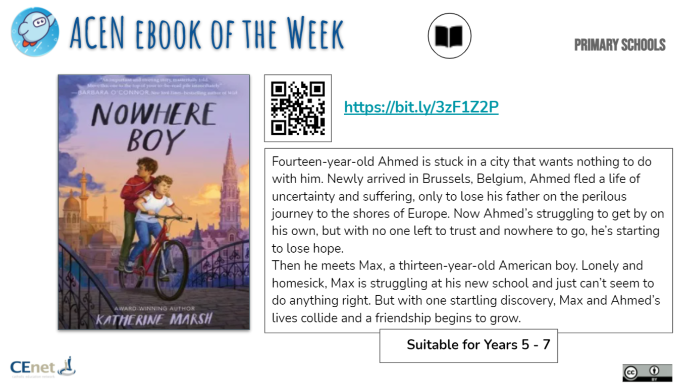 Book of the Week, Primary Students