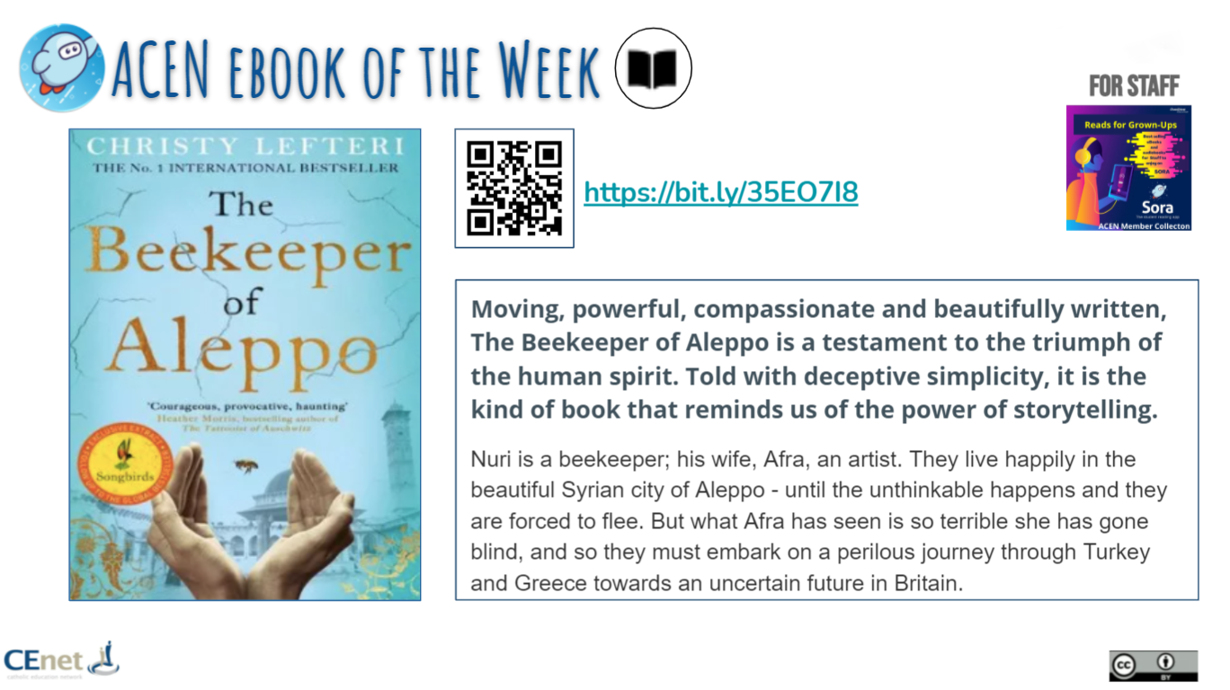Book of the Week, Staff
