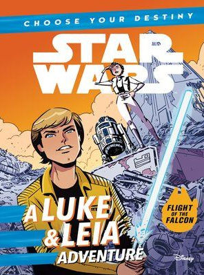 Star Wars Choose Your Own Destiny eBook. A Luke and Leia Adventure