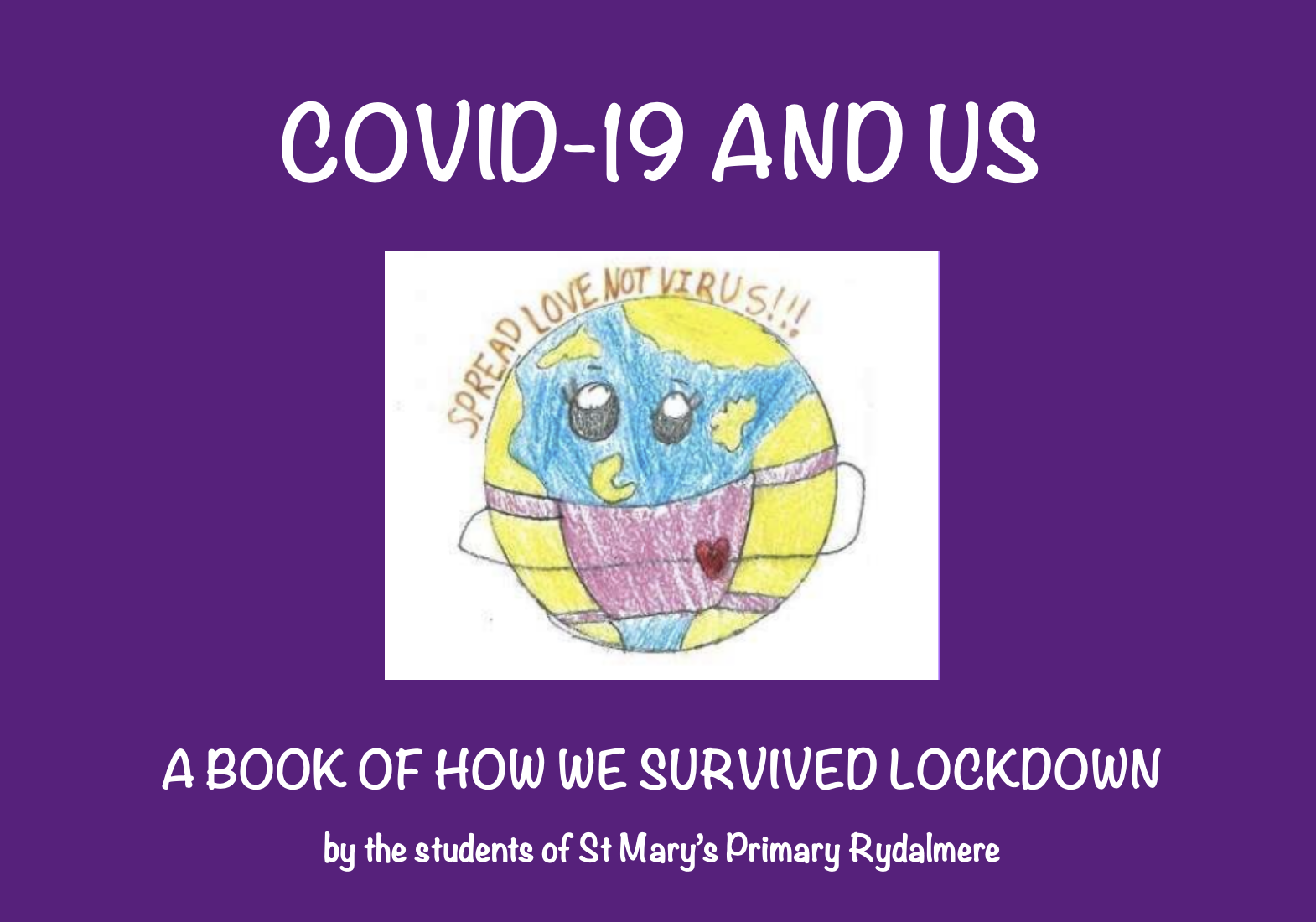 COVID-19 And Us book cover image