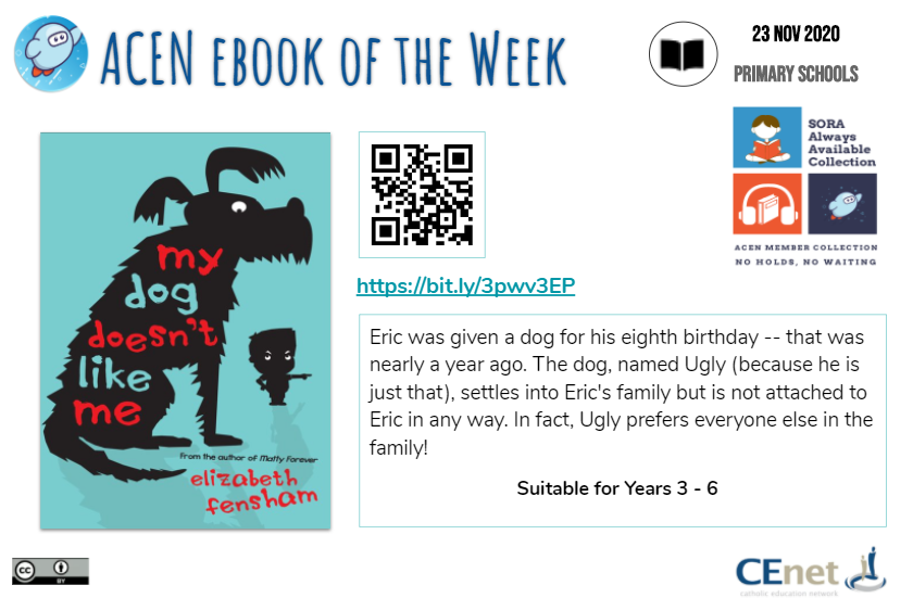 Primary School Book of the Week Graphic
