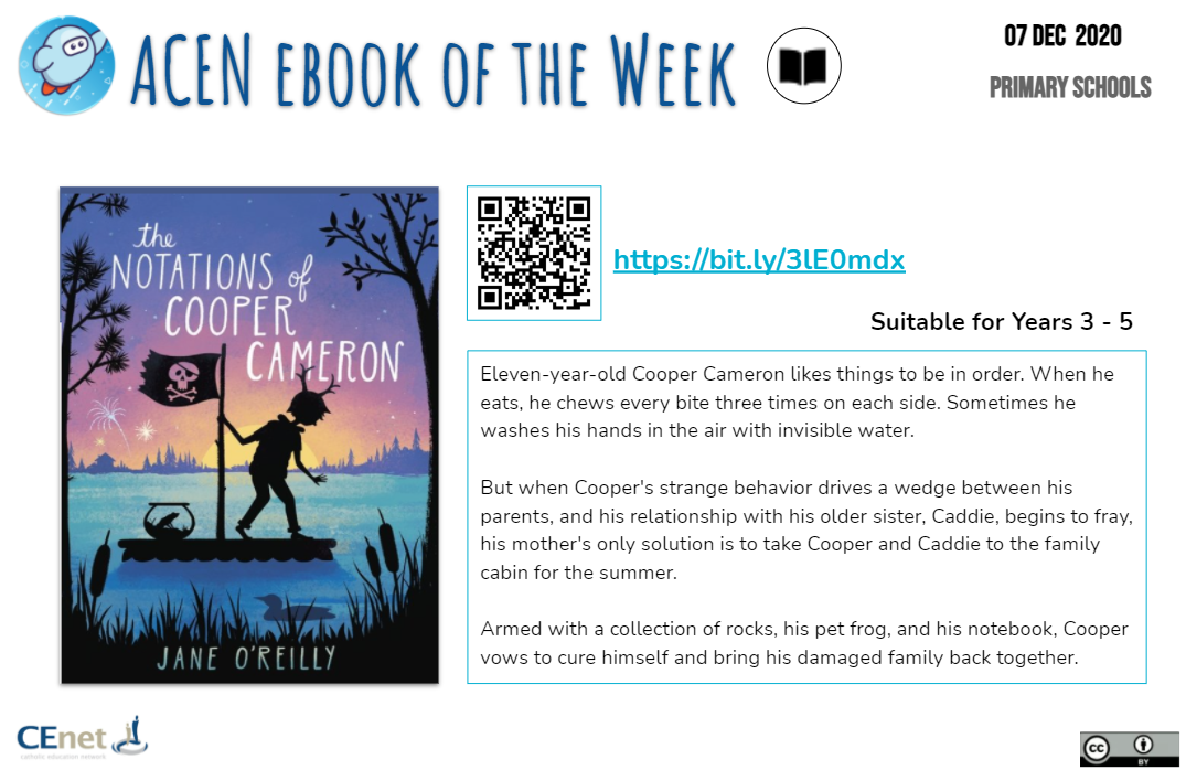 Book of the Week Primary