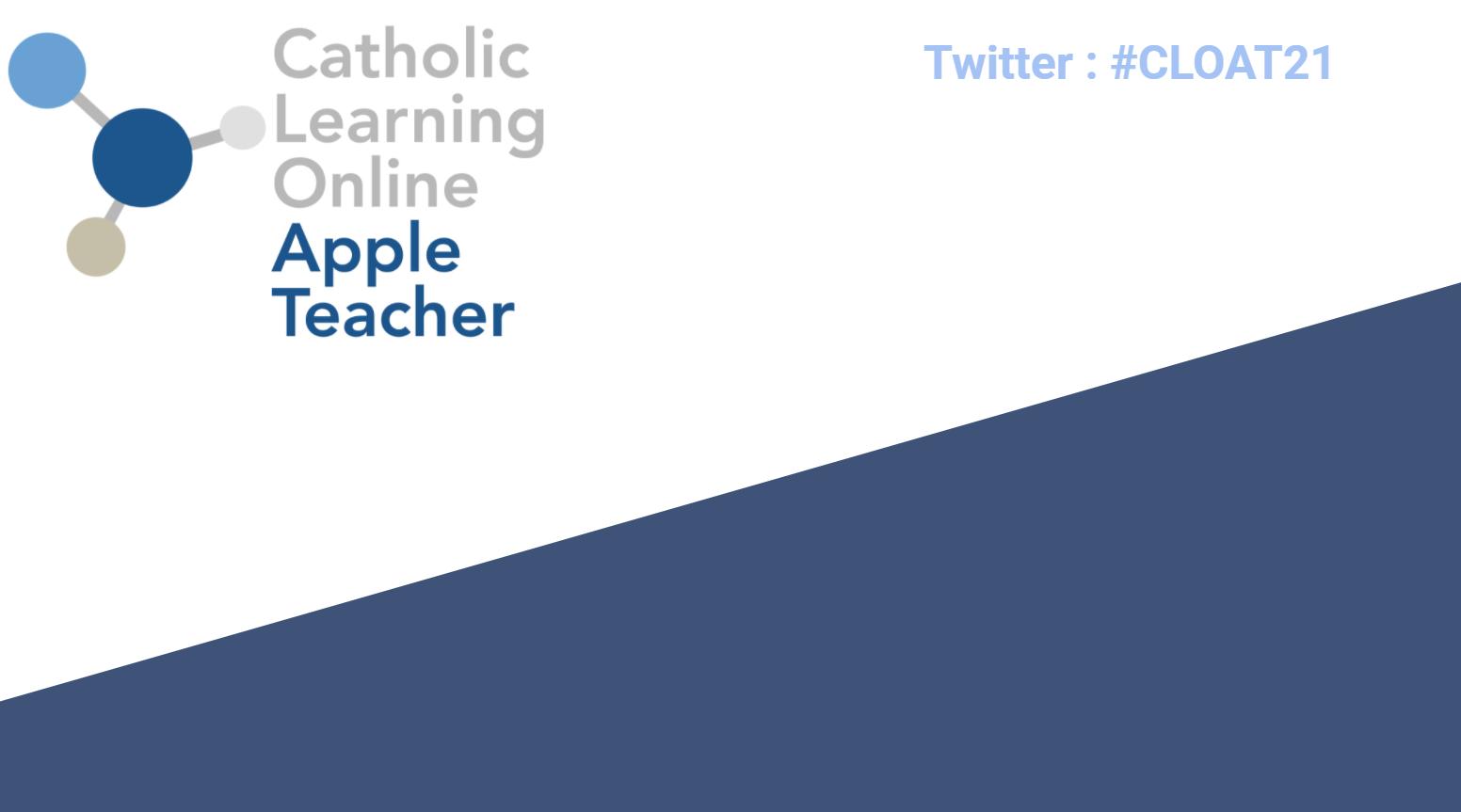 CLOE Apple Teacher iPad graphic