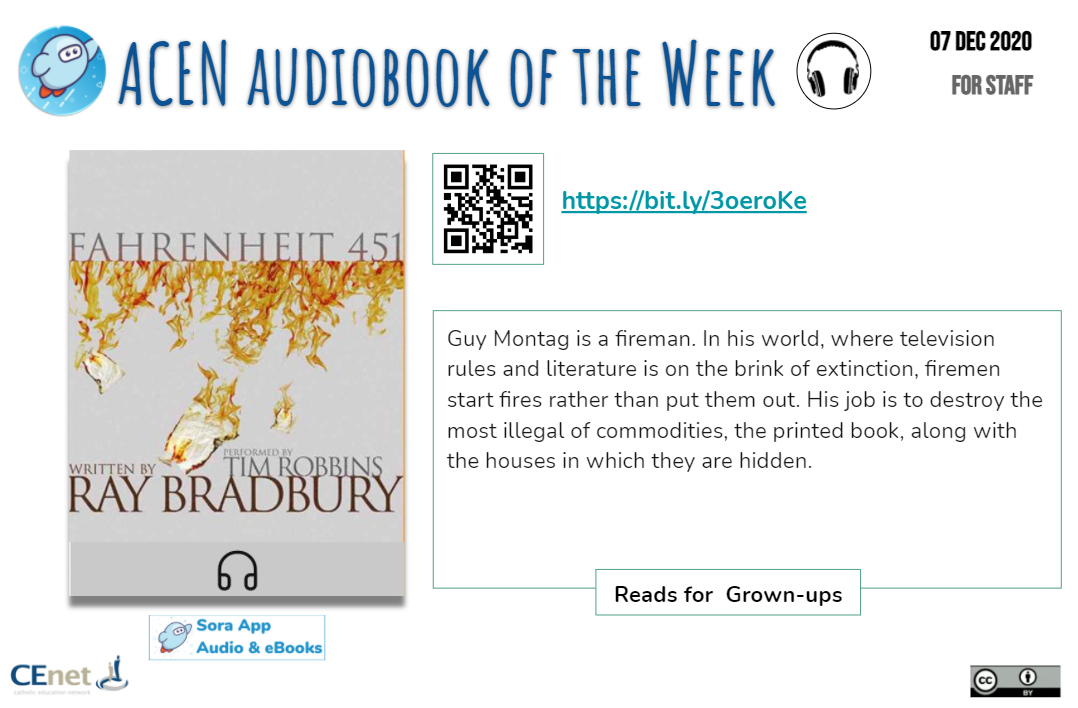 Book of the Week Staff