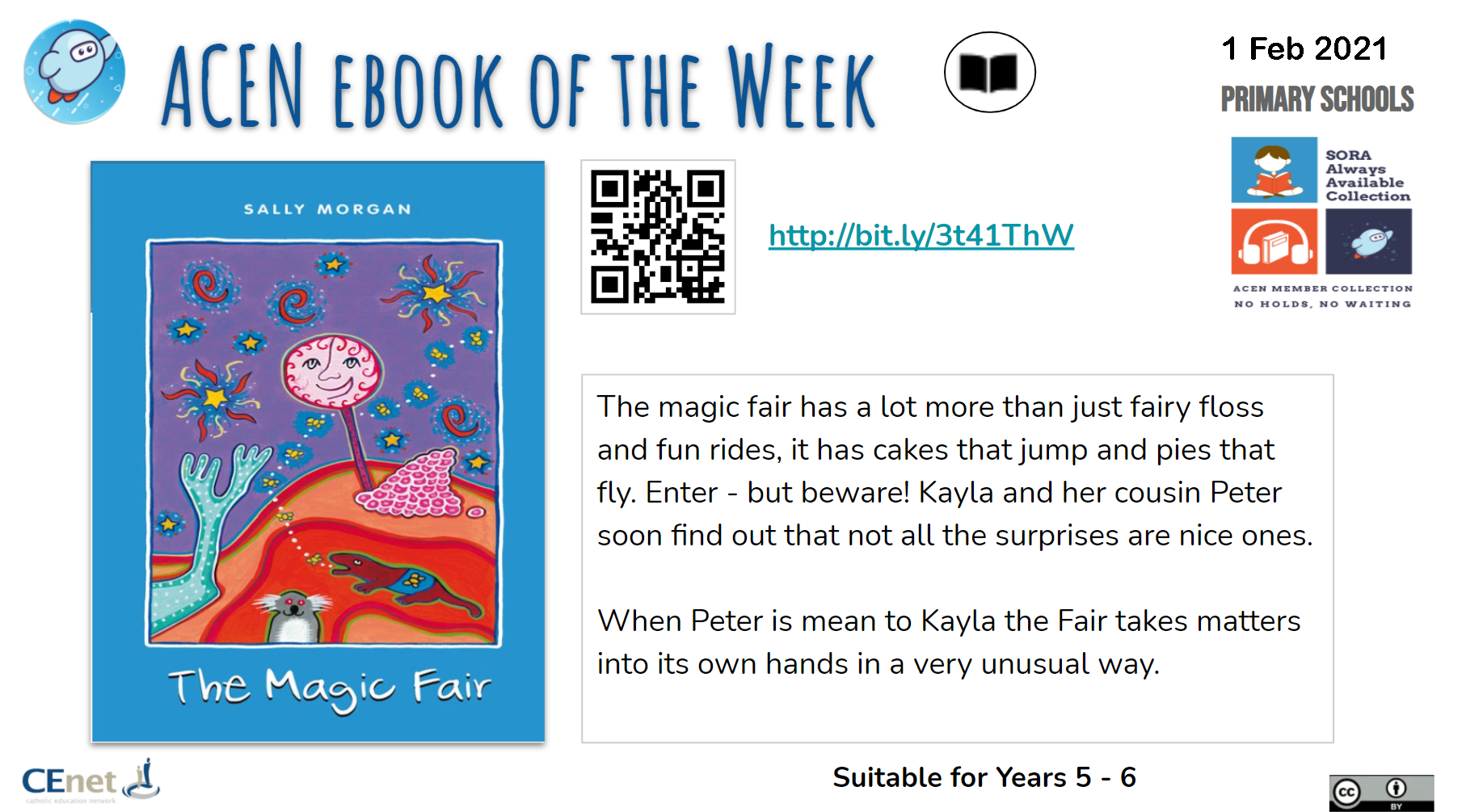 Image,  ACEN Book of the Week for Primary School Students