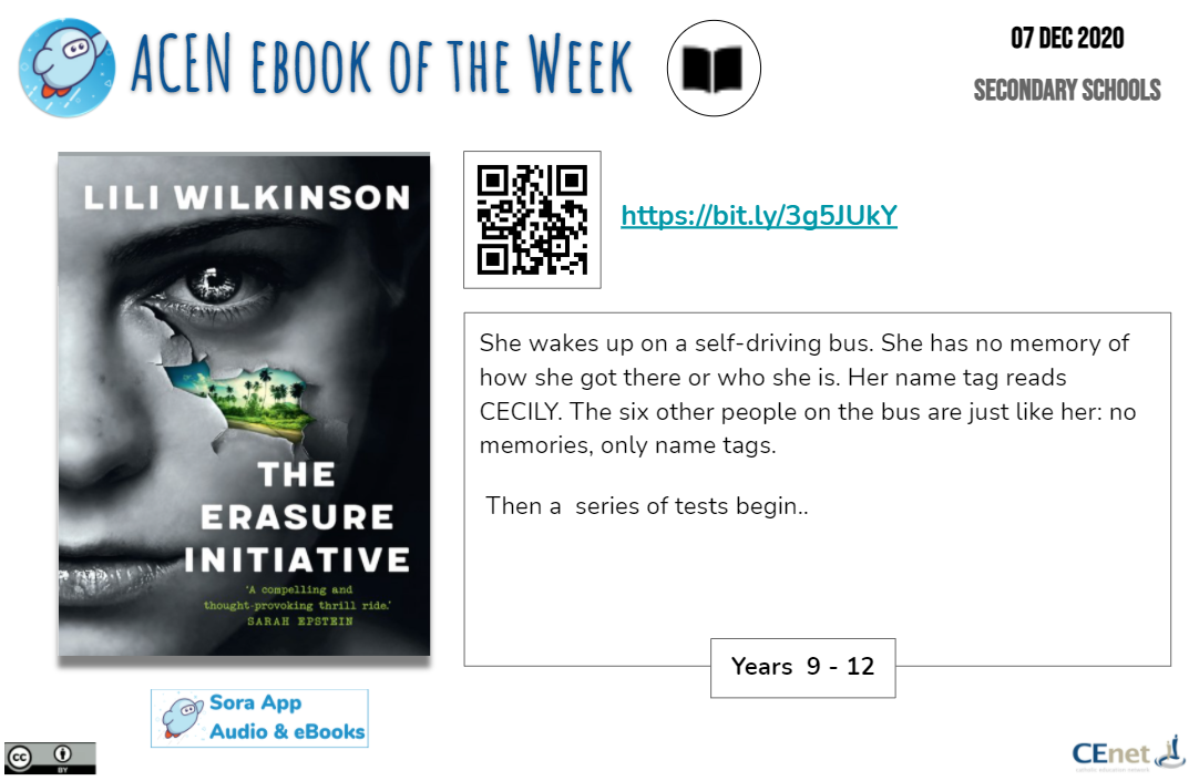Book of the Week Secondary
