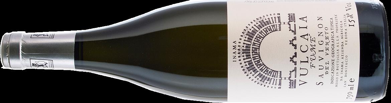 Inama Vulcaia Fumé Sauvignon Blanc 2018  uit Veneto IGT - Italië