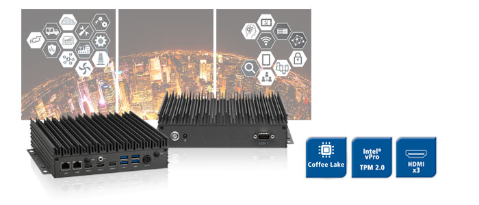 NEU-X300 Digital Signage Player