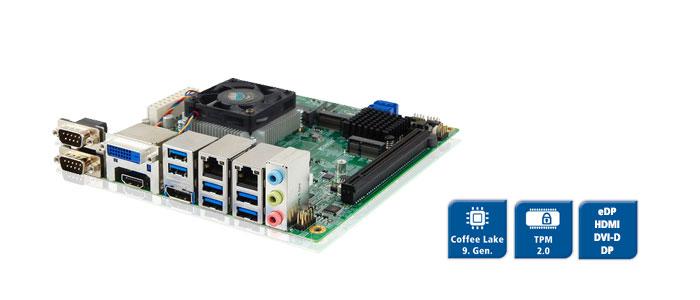 MI996 - Langzeitverfügbares Mini-ITX Board