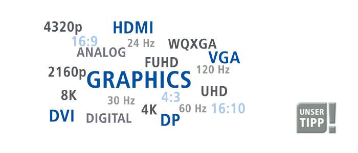 Grafikschnittstellen-Eigenschaften