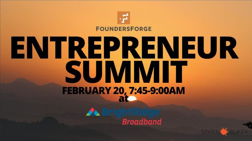 Entrepreneur Summit at BrightRidge
