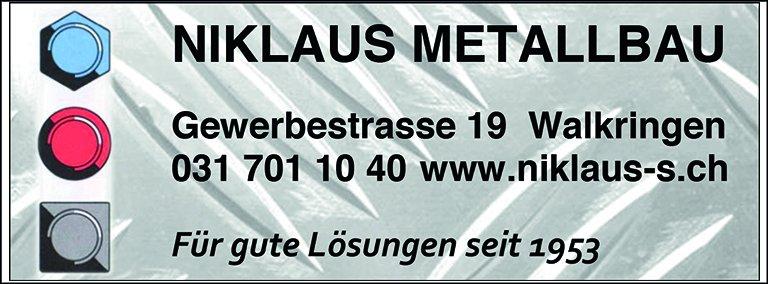 Niklaus Metallbau