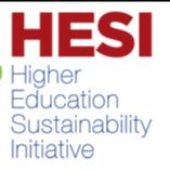 Higher Education Sustainability Initiative (HESI) logo