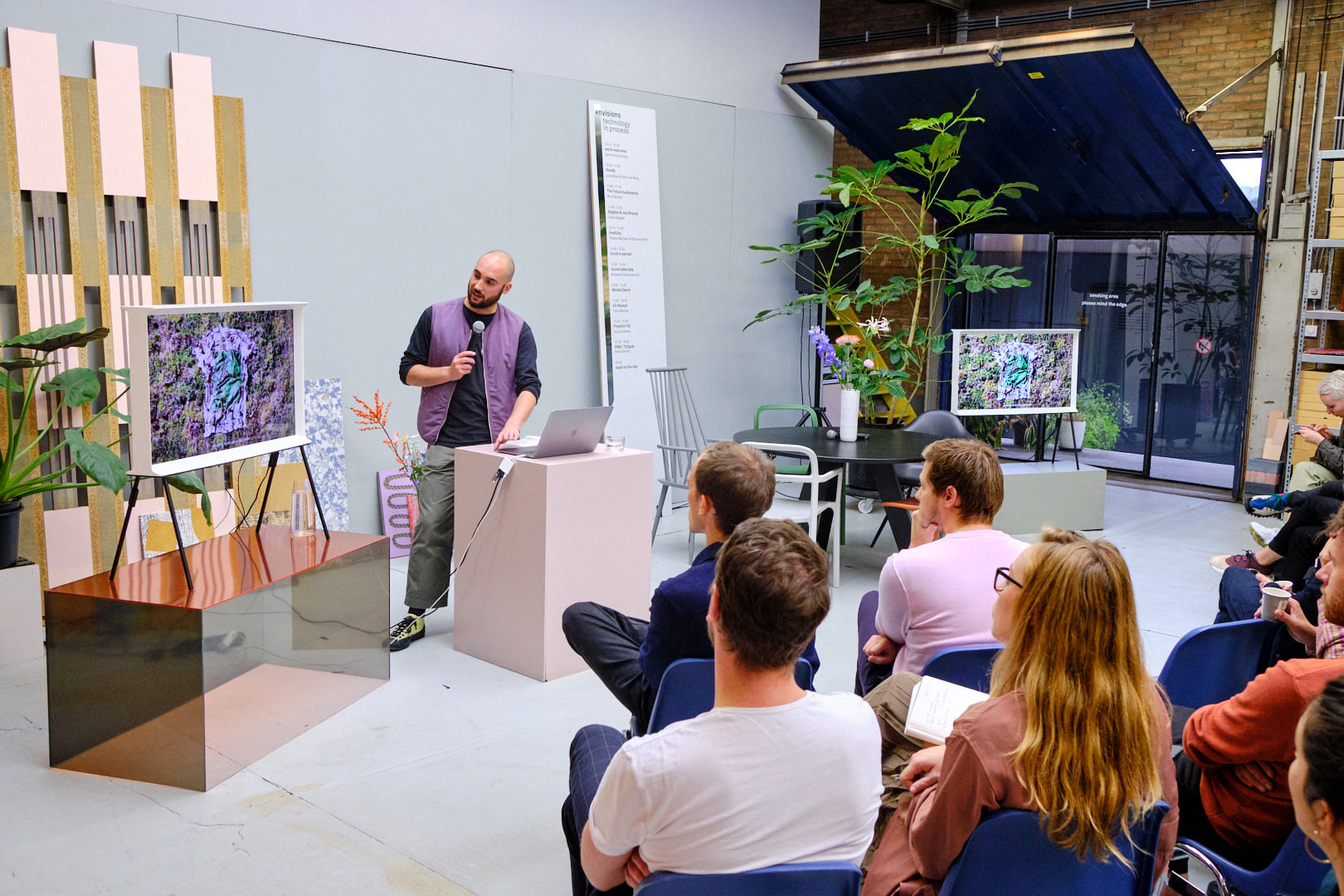 Envisions Symposium. Photography by Ronald Smits