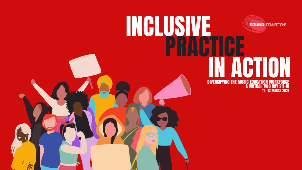 Poster showing Inclusive Practice in Action information