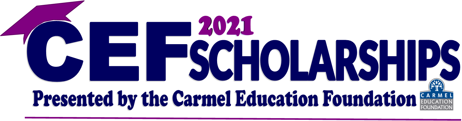 CEF Scholarship Logo