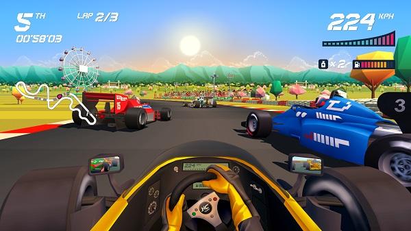 Horizon Chase lanza hoy su esperada gran expansión «Senna Forever» para PC, consolas y celulares