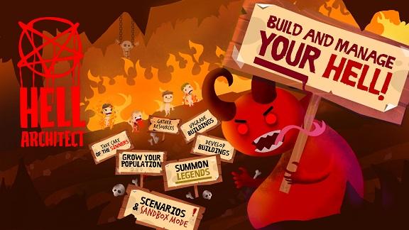 Revisión: Hell Architect un juego que pondrá a prueba tus habilidades de gestión