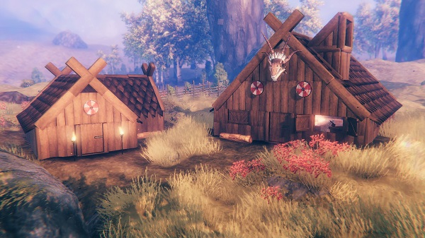 Ya está disponible Heart & Home, la primera gran actualización de Valheim