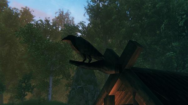 cuervo valheim